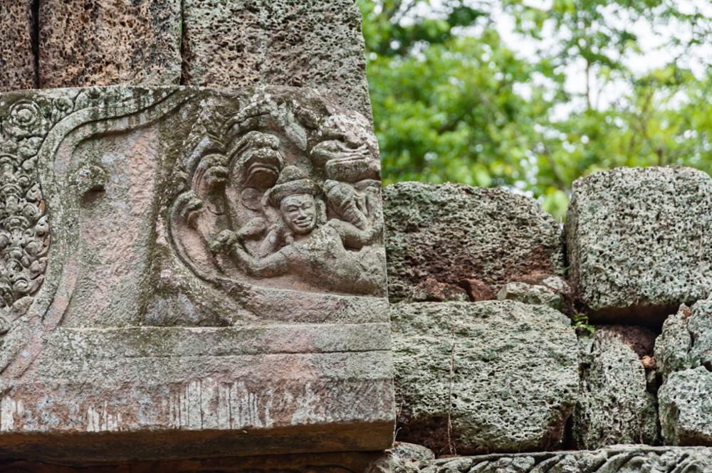 Une journée vers les sommets de Phnom Chisor !