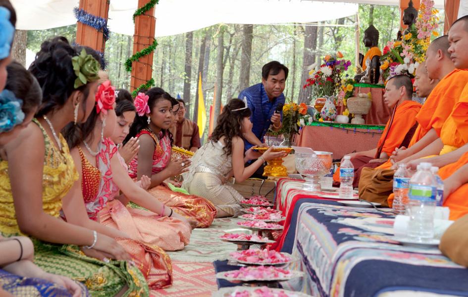 Découvrir les traditions du Nouvel an Khmer
