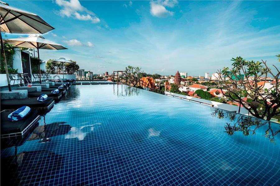 5 piscines de Phnom Penh à ne pas rater !