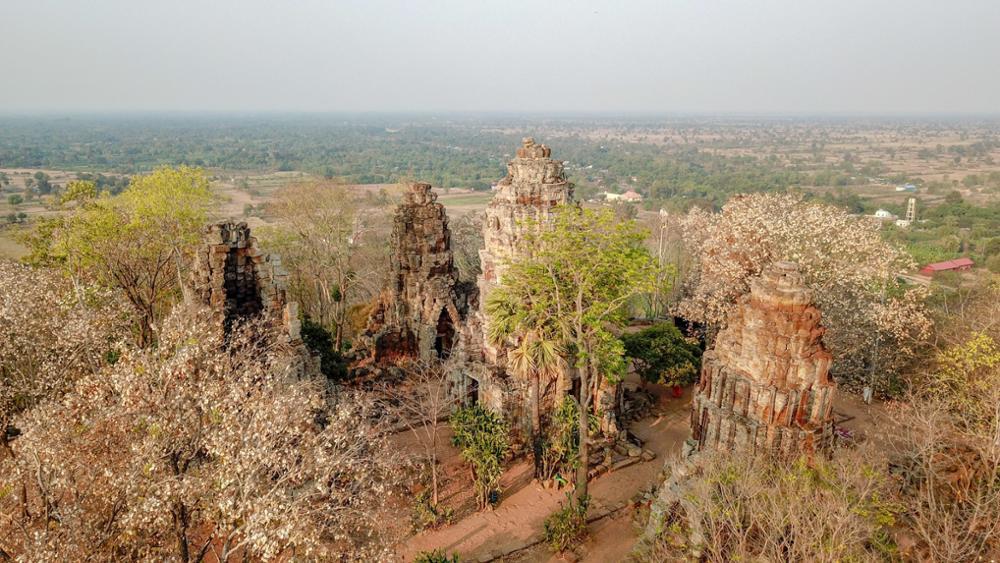 2 temples à visiter à Battambang