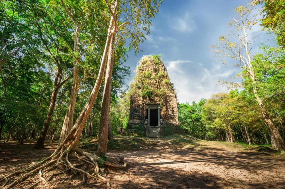 Les 3 sites cambodgiens inscrits au Patrimoine mondial de l'UNESCO
