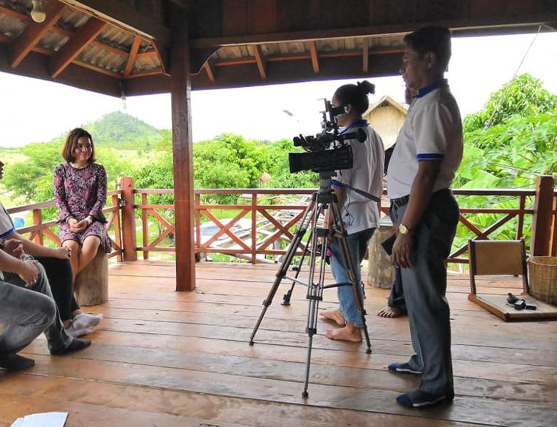L'éco-tourisme palpitant chez Mme Bo