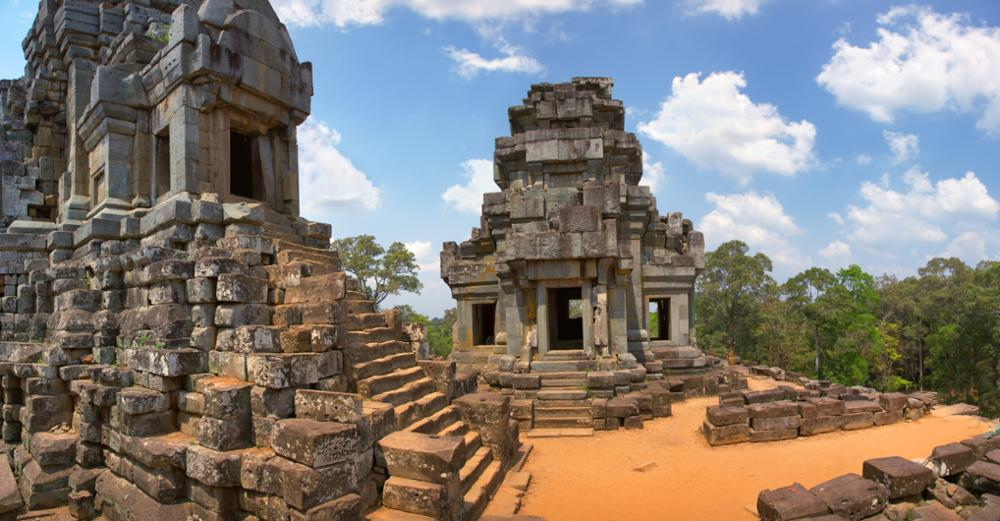 5 majestueux temples d'Angkor loin de la foule