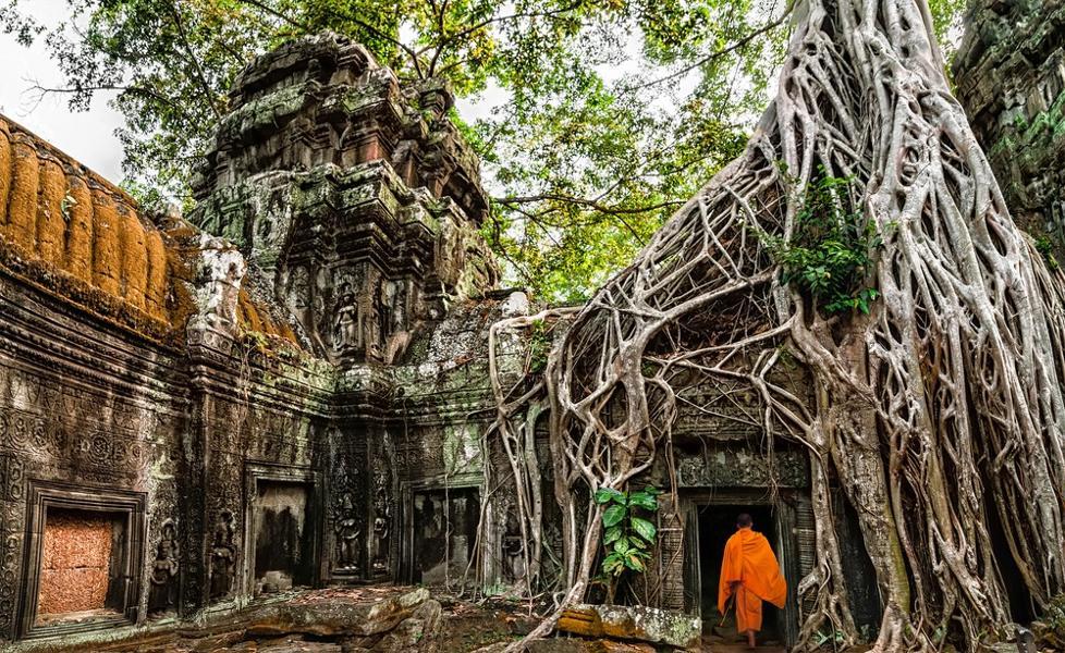 À la découverte des temples d'Angkor