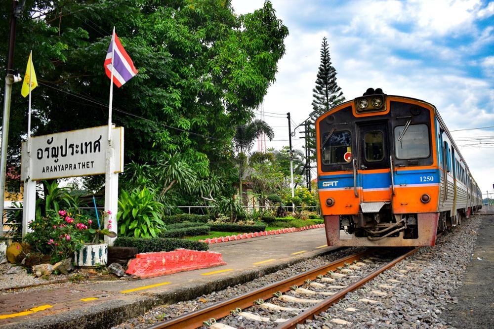 Rejoindre Bangkok depuis Phnom Penh