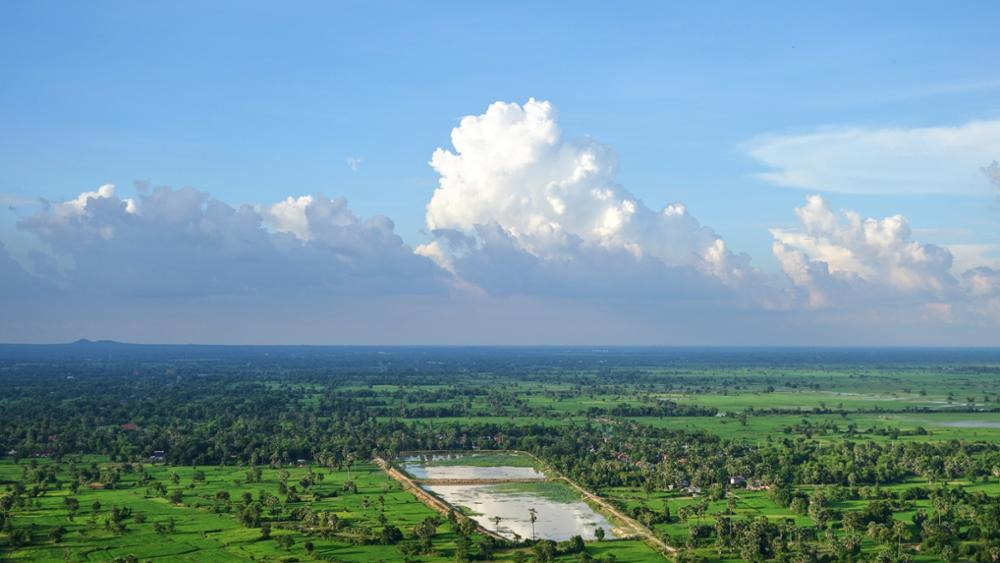 Une journée d'excursion vers les sommets de Phnom Chisor !