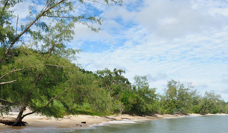 Les paradis cachés des îles cambodgiennes