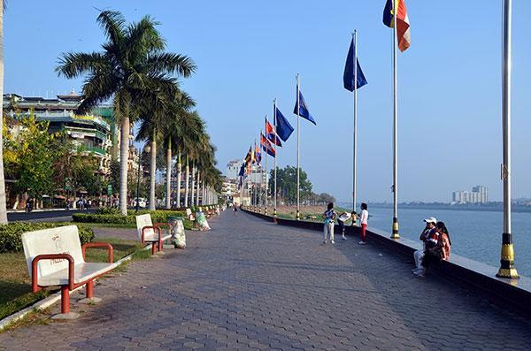 Voyager deux semaines au Cambodge