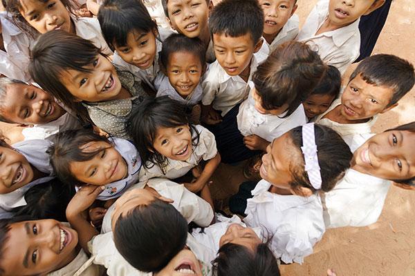 Faire du volontariat au Cambodge