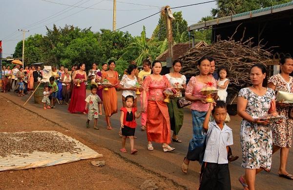 Le mariage Khmer : entre amour, respect et traditions