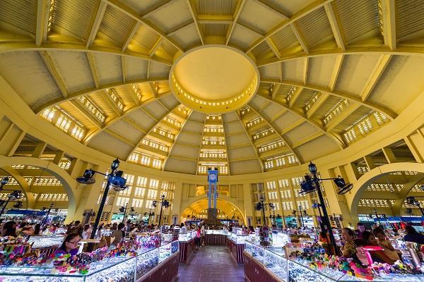 3 lieux où faire son shopping à Phnom Penh