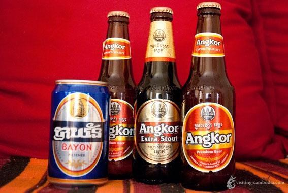 La bière au Cambodge