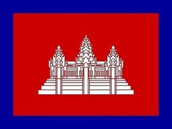 L'histoire du Cambodge à travers son drapeau