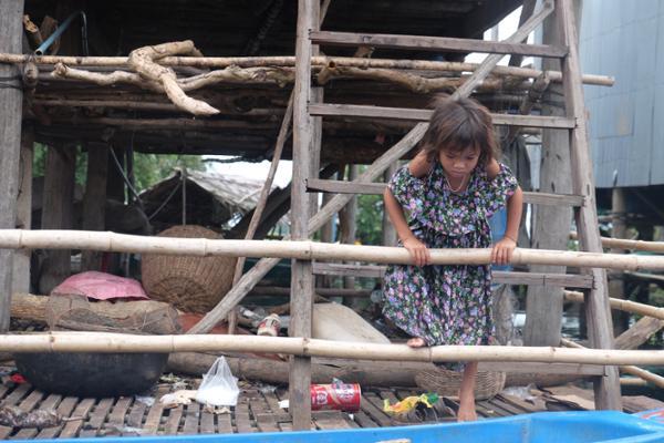 L'odyssée flottante de Kompong Phluk