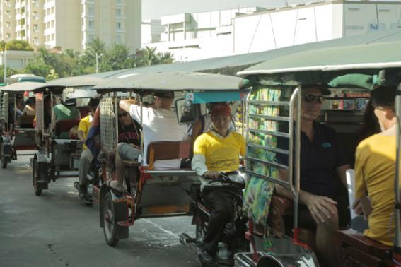 Le street art s'expose à Phnom Penh !