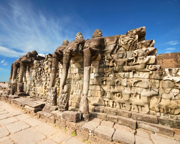 La Corée du Sud accorde 7 millions de dollars supplémentaires pour restaurer des temples khmers